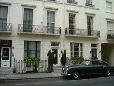 Barry House Hotel - London, England. London Bed and Breakfast Inns