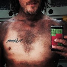 Is norman reedus dating christina applegate