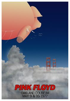 Pink Floyd Tour Poster by cpricecpa on DeviantArt Pink Floyd Echoes, Tour Posters, Event Posters, Movie Posters, Pink Floyd Tour, Pink Floyd Concert, Oakland Coliseum, Geek Room, Star Wars