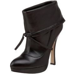 #Boutique9 Women's Meyer black Ankle Boot $126 on sale #endless