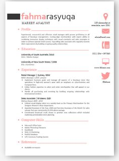 Resume Layout Microsoft Word Interesting Elegant Simple Green Bright Microsoft Word Resume 1 & 2 Pages .