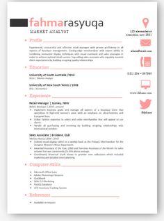 Resume Layout Microsoft Word Elegant Simple Green Bright Microsoft Word Resume 1 & 2 Pages .