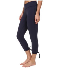Beyond Yoga Lace-Up Legging True Navy - Zappos.com Free Shipping BOTH Ways