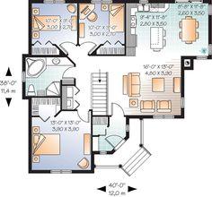 3Bedroom Bungalow House Plans in Kenya HOUSE PLANS