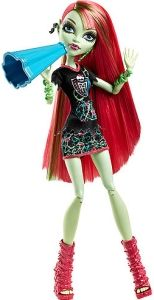Monster High Ghoul Spirit Venus McFlytrap