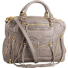 This is a cute oversized purse that would work for diaper bag too
