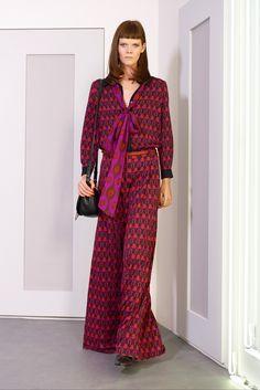 Diane von Furstenberg New York - Collections Fall Winter 2016-17 - Shows - Vogue.it