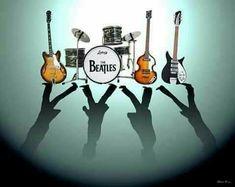 The Beatles, Abbey Road: Shadows by Lena Day Abbey Road, Beatles Love, Beatles Art, Beatles Poster, Beatles Lyrics, Ringo Starr, Canvas Art, Canvas Prints, Art Prints