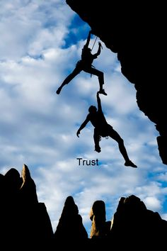 Who do you trust? #trust #belief #values