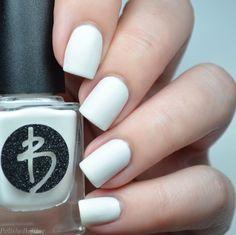 Bliss Polish White Hot