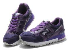 Los zapatos de 2013 nuevas mujeres New Balance 996 zapatillas púrpura zapatos corrientes de las zapatillas de deporte
