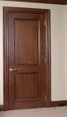 Wooden Front Door Design, House Front Design, Wooden Doors, Bedroom Door Design, Bedroom Doors, Corner Shelf Design, Outdoor Doors, Flush Doors, Classic Doors