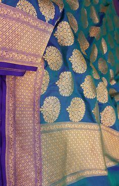 LWBDRJ073_Blue_Pure_Handloom_Banarasi_Katan_Silk_Dupatta.jpg (1020×1600)