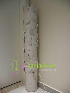 Boa tarde queridos,     Esta foi mais uma encomenda da minha amiga Dani.   É a folhagem trepadeira porém feita em tubo de 150mm e 1,0m de a...