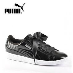 92a95d3f0 Baskets basses Puma Puma Vikky Platform Ribbon P