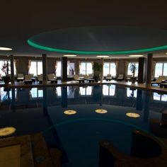 Hallenbad - Poolanlage Bilder - Superior Hotel das Seekarhaus