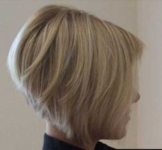 Pics of Bob Haircuts Back View | Bob Hairstyles 2015 - Short Hairstyles for Women