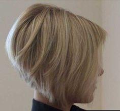 Pics of Bob Haircuts Back View   Bob Hairstyles 2015 - Short Hairstyles for Women