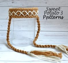 Indian Headband by MySweetPotato3 | Crocheting Pattern - Looking for your next project? You're going to love Indian Headband by designer MySweetPotato3. - via @Craftsy