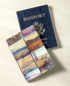 DIY Photo Passport Cover | MyPrintly