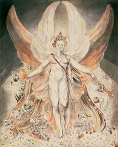 Satan in his Original Glory, 1805, William Blake. O sun, to tell thee how I hate thy beams That bring to my remembrance from what state I fell, how glorious once above thy sphere. Paradise Lost, Book IV, John Milton.