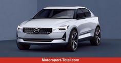 Zur geplanten Modellpalette gehört ein rein batterie-elektrisches Fahrzeug ebenso wie ein Plug-in-Hybrid. - Mit der Enthüllung zweier Konzeptfahrzeuge kündigt Volvo eine neue Kompaktmodell-Strategie an. Die Studien basieren auf einer neuen Architektur