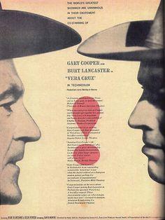The Complete Saul Bass: Every Movie Poster the Legendary Artist Ever Designed 38270-413-550veracruz ? Film.com