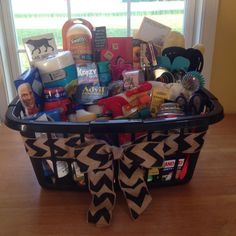 Gift Basket for Anybody Moving Into A New Home or Their ...