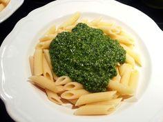 Pesto cannabico con pasta