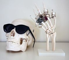 Anatomical Jewelry Display
