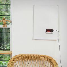 Flat Life Wall Clock #Clock, #Design, #Flat, #Wall