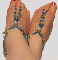 Two Gold Sea Horses Attached to a Turquoise beaded anklet With a Gold Chain and a light Blue Bead reprisinting a beautiful peace of coral and a light Coral (pink) Beaded toe ring make these Barefoot sandals great for spring and summer designed to be worn With or Without shoes. Model Wears size womens 7/8 But was a little big on her so it would fit up to a womens size 10 Super stretchy for comfort and wear ability Cute Anklets, Beaded Anklets, Beaded Bracelets, Nike Shoes Cheap, Nike Shoes Outlet, Cheap Nike, Blue Beads, Turquoise Beads, Soleless Sandals
