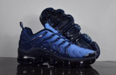 Creative Nike Air VaporMax Plus Tn Obsidian Photo Blue 924453 401 Men's Running Shoes Sneakers – Shoes Nike Air Max Running, Nike Air Max Tn, Cheap Nike Air Max, Nike Air Max Plus, Nike Air Vapormax, Running Shoes For Men, Mens Running, Ankle Sneakers, Casual Sneakers