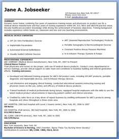 use this free sample resume for a nurse education position to help you create your own professional resume and start getting better results from your job