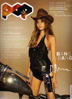 Pop Magazine - Pop S/S 10 Cover