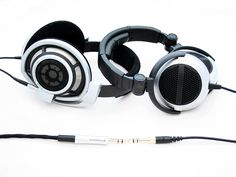 porovnání sluchátek Sennheiser HD 800 a  Beyerdynamic DT 440