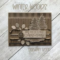 Winter Woods Bundle