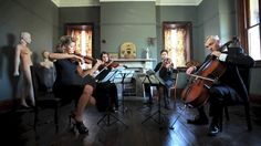 A Thousand Years - Stringspace String Quartet