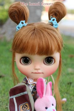 . ♥♥♥♥Welcome to my listing:. ♥♥♥♥ *RESERVED for Papicoplatte on layaway. Please do not buy unless you are her. Total price $800USD. paid $200USD for 1st payment this doll . +$200USD for 2nd payment. +$200USD for 3th payment. ゜・。。・゜゜・。。・゜☆゜・。。・゜゜・。。・゜☆゜・。。・゜゜・。。・゜☆゜・。。・゜゜・。。・゜ Base Doll: OOAK Custom Original Takara Blythe doll Beatrice Vest. Her licca body, She will come with stand. We will be carefully packaged with a new bag. Work done and details : ๐ Sanded ๐ Carved lips ๐ Modded nose…