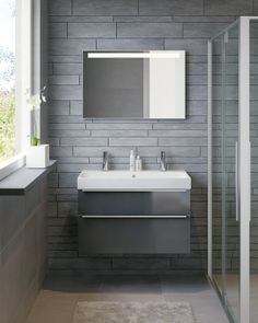 Bruynzeel zeta draaideur douche douchecabine badkamer sanitair bathroom shower hinge door - Meuble sdb ontwerpen ...