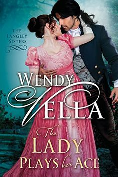 688 best australian romance authors images on pinterest romance the lady plays her ace the langley sisters book 4 by vella fandeluxe Images