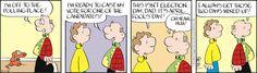 Drabble Comic Strip, April 01, 2016     on GoComics.com