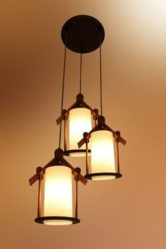 japanese style lighting. 3 japanese style lighting o
