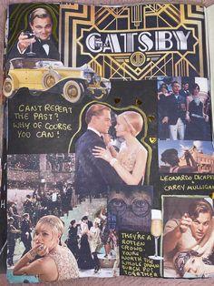 the great gatsby film journal @journalwsophie_