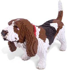 Lego dogs - outie.net Media Portal