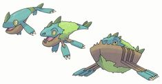 Too much awesome fakemon!
