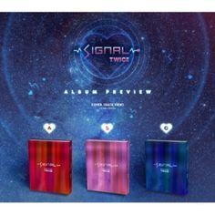 TWICE 4th Mini Album - SIGNAL CD + Poster $12.90