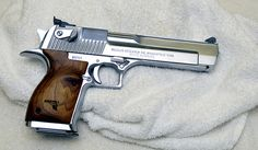 Desert Eagle 44 Mag Magnum Research IMI by AZ GUNS-R-US on Flickr.