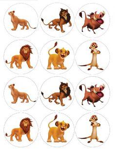 roi lion c&a Lion King Theme, Lion King Party, Lion King Cupcakes, Theme Bapteme, Lion King Pictures, Lion King Birthday, Lion King Baby Shower, Disney Lion King, Jungle Party