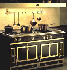 high end stoves and ranges | Kitchen Appliances-European,Italian,German,French,British,French ...